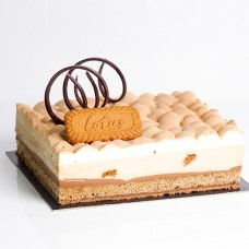 Creamy Lotus Slice