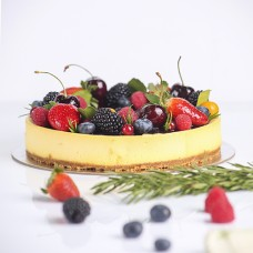 3. FULL CHEESE CAKE