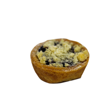 Mini blueberry pie
