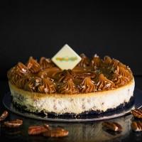 Caramel Pecan Cheese Cake