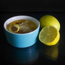 Crème Brûlée Lemon