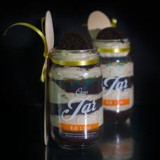 Oreo Jar