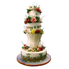 WEDDING CAKES 1